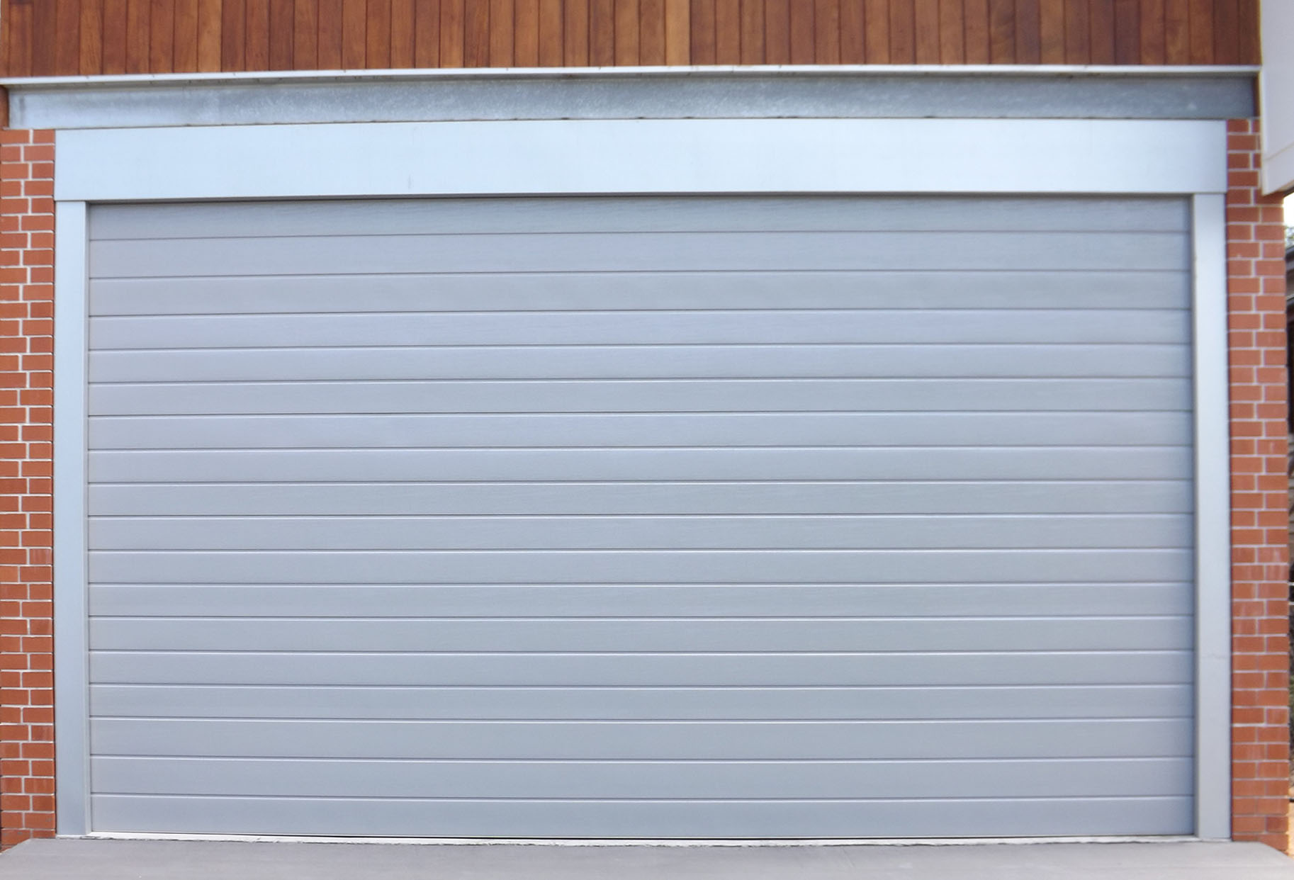 Sectional Or Panel Lift Garage Doors Brisbane Gallery